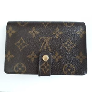 Authentic Louis Vuitton Monogram Compact  Wallet $300