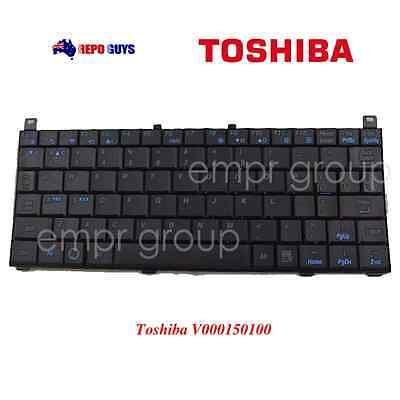 TOSHIBA NETBOOK NB100 BLACK KEYBOARD V000150100 - Brand New segunda mano  Embacar hacia Argentina