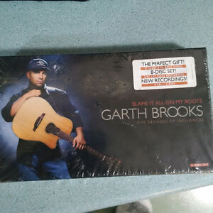Garth Brooks - Blame it all on my roots box set
