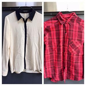Chemise maison scotch/chemise à carreaux