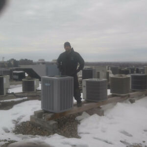Air conditioning and Heat pump repair central or wall unit West Island Greater Montréal image 8