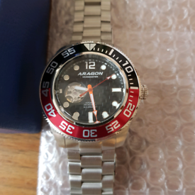 Aragon Divemaster 3 Mens Automatic watch