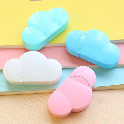 2pcslot Cute School Supplies Cloud Correction Tape Kawaii Stationery Hot Sale
