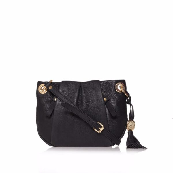VINCE CAMUTO CRISTINA LEATHER SLING BAG
