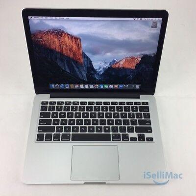 """Apple 2015 MacBook Pro Retina 13"""" 3.1GHz I7 512GB SSD 16GB MF843LL/A + A Grade"""