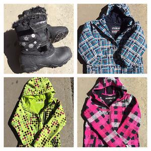 Bottes & manteau d'hiver, manteaux printemps / automne
