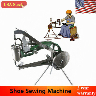 Manual Industrial Shoe Making Sewing Machine Equipment Shoes Repairs Sewing