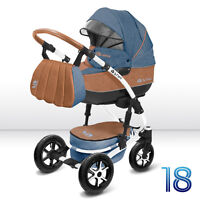 BASSINET STYLE BABY STROLLERS FROM  EUROSTROLLER!