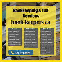 Reliable Bookkeeping and Accounting Services