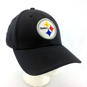 Pittsburgh Steelers Hat New Era 39Thirty David Fitted Baseball