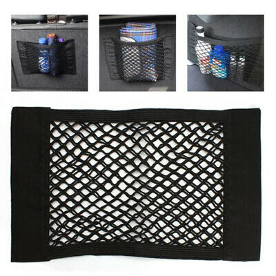 2007 Nissan X-trail Cargo - Car Trunk Interior Organizer Bag Mesh Cargo Net Rear Seat Storage Holder Pocket