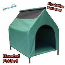 ELEVATED TRAMPOLINE HAMMOCK CAT DOG PUPPY PET BED HOUSE Bayswater Knox Area Preview
