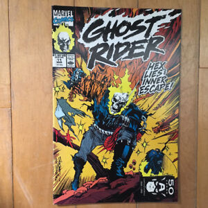 Ghost Rider comic book Volume 2  #11 - March 1991