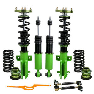 FORD MUSTANG 2005-2014 FULL COILOVER SUSPENSION LOWERING KIT