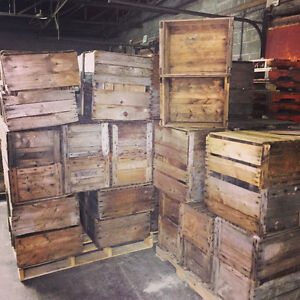Apple Core .......... Say No More ........ Crates For Sale