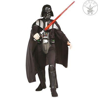 RUB 3888107 Darth Vader Deluxe Lizenz Star Wars Herren Kostüm Maske Gürtel Cape  (Deluxe Kostüm Gürtel)