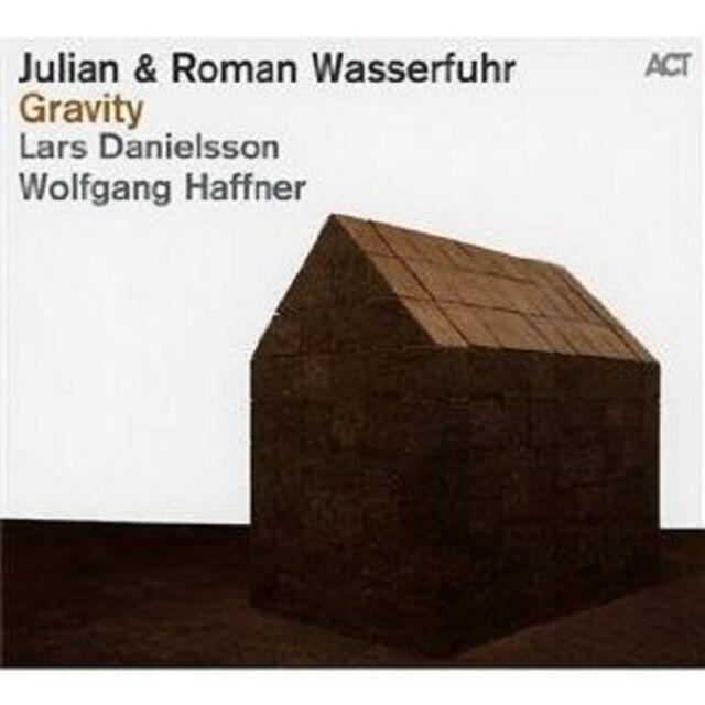 "JULIAN & ROMAN WASSERFUHR ""GRAVITY""  CD NEU"