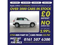 Volkswagen Tiguan 2.0TDI ( 140ps ) 4Motion 2011 Match LOW WEEKLY PAYMENTS £50