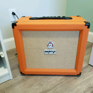 Amplificateur orange crush 35Rt