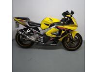 HONDA CBR900-RR. STAFFORD MOTORCYCLES LIMITED