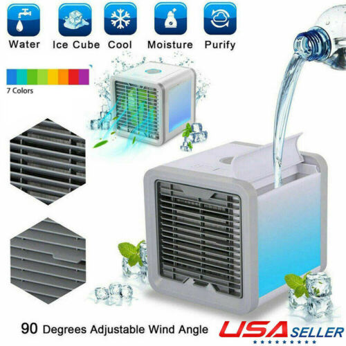 Portable Mini Air Conditioner Water Cooling Fan Artic Air Co