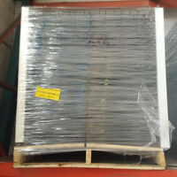 "36"" x 46"" new wire mesh decking for warehouse rack"