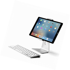 Buy Ipad Pro Stand Tablet Holder Cradle 360 Rotatable Aluminum Alloy