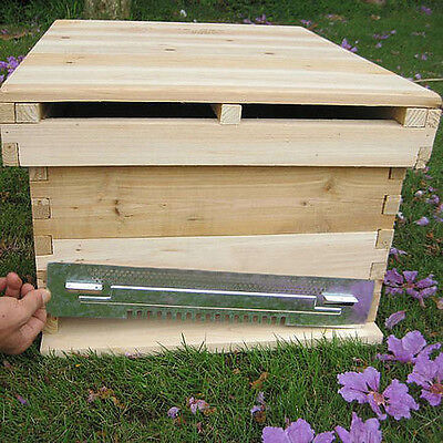 Bee Hive Sliding Mouse Guards Travel Gates Beekeeping Equipment Breeding Tool