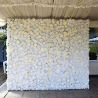 Wedding decor. Flower wall