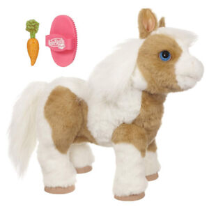 FurReal Friends Baby Butterscotch Talking Toy Horse Show Pony Fu