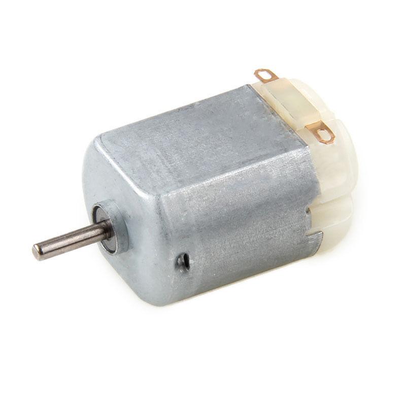 3pcs Miniature Dc Motor Diy Toy 130 Small Electric Motor