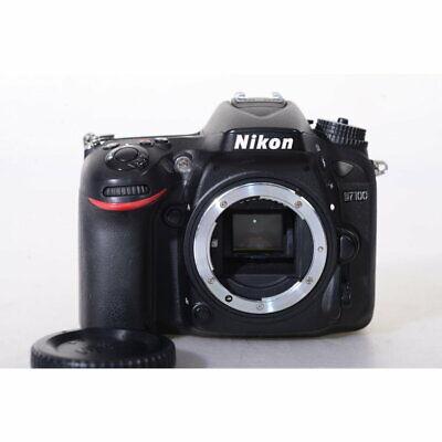 Nikon D7100 Digitalkamera - Digitale Spiegelreflexkamera - DSLR Body 20507 Shots