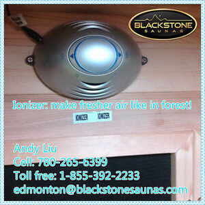 Classic three person sauna far infrared on sale $2799, was $3999 Strathcona County Edmonton Area image 6