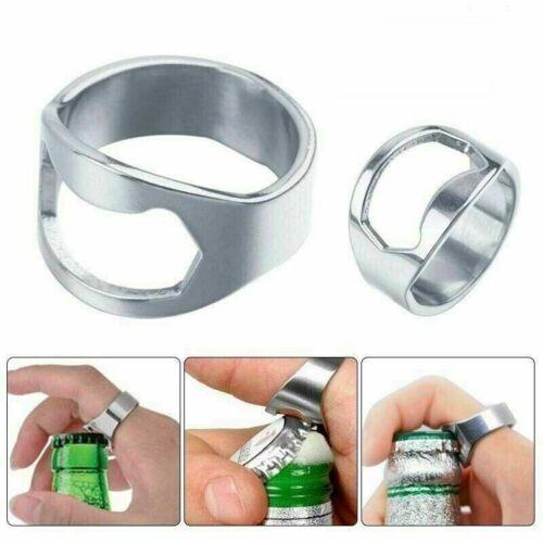 5pc Finger / Thumb Ring Bottle Opener Professional Bartender