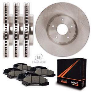 ISUZU models -= Brake Rotors =-  !! FREE PADS & SHIPPING !!