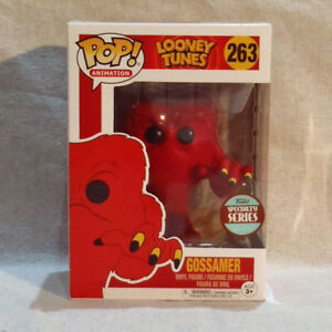 Looney Tunes Gossamer Funko Pop Specialty Series