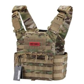 One Tigris Doom Plate Carrier Airsoft
