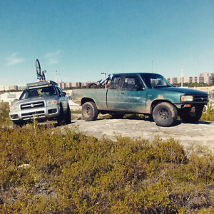 Mazda/ford ranger woods truck/parts truck