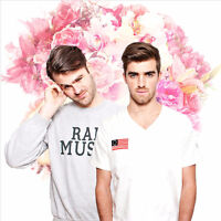 Billet Parterrre Chainsmokers 1 juin 2017
