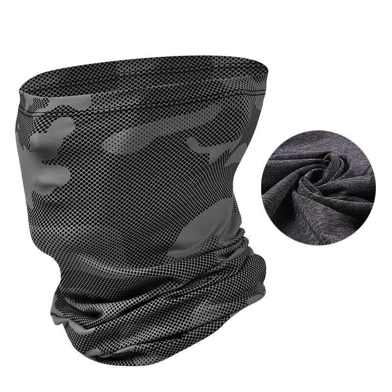 outdoor sports ice silk antisweat magic scarf