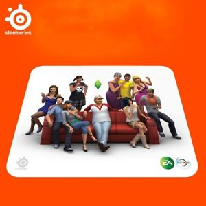 Tapis souris /SteelSeries QcK The Sims 4 Gaming Mouse Pad