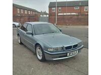 2001 51 Bmw 728i Sport Automatic E38 Saloon 70k Miles M Parallels
