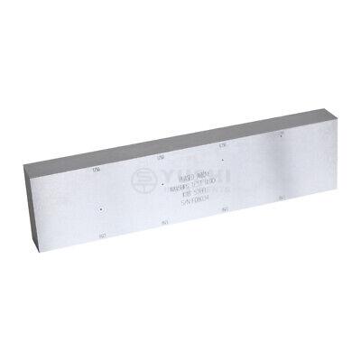 Yushi Phased Array Navships Test Block Inch 1018 Steel Calibration Block
