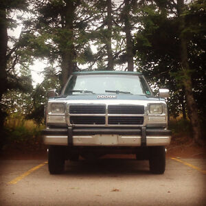 1993 Dodge Power Ram w250