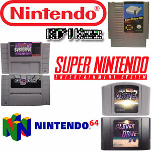 Everdrive n8, Everdrive 64, Sd2Snes