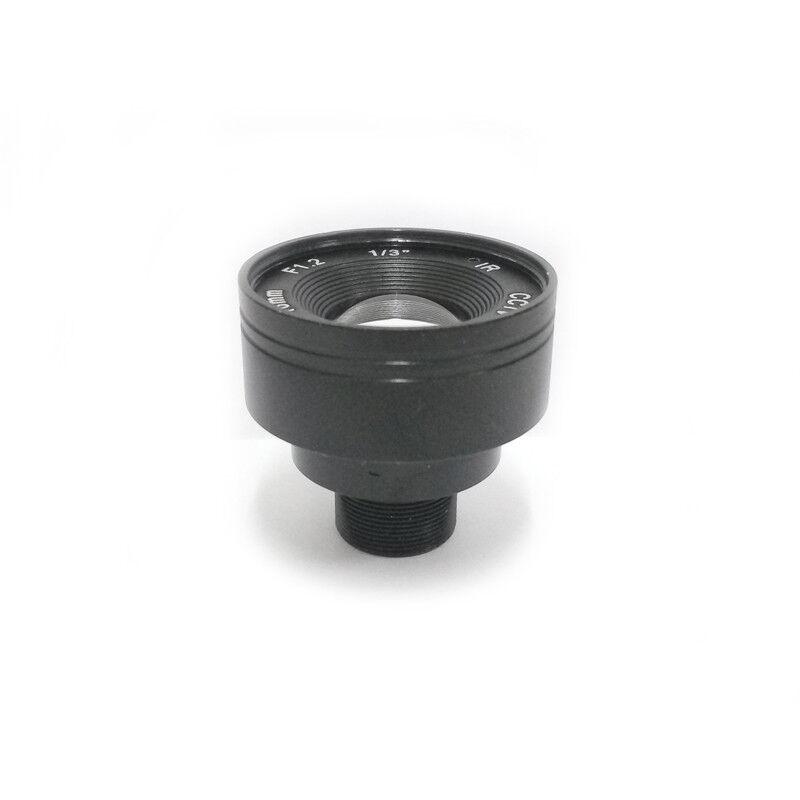 1/3 16mm MTV Mega Pixel Infrared Sensor Lens F1.2 for CCTV Camera M12 S Mount