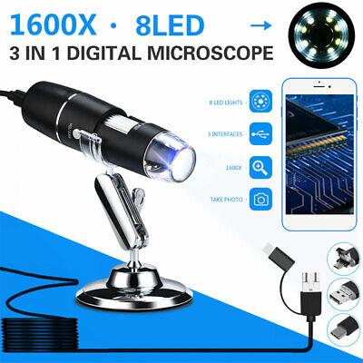 Microcosmos Portable Hd Digital Usb Microscope Wifi Humble Household Endoscope
