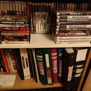 PS2 Games Lot / Jeux