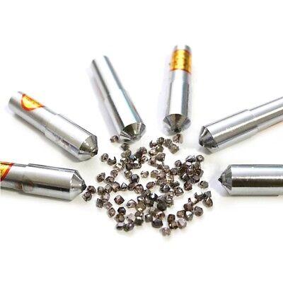 2pcs Grinding Disc Wheel Natural Diamond Dresser Dressing Pen Tool 11mm