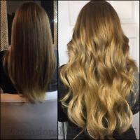 Extensions de cheveux / Hair extensions